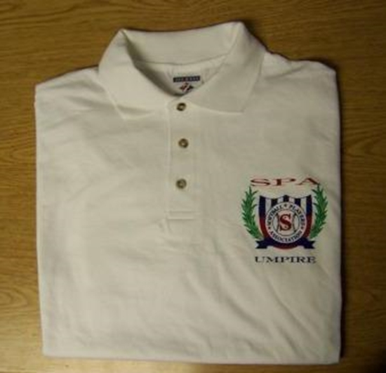 Picture of Official SPA Umpire Shirt