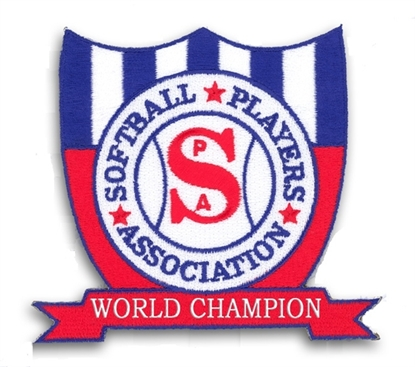 Picture of World Champion SPA Logo Patch