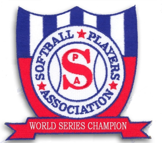 Picture of World Series Champion SPA Logo Patch