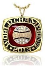 Picture of World Champion Pendant w/ Major Plus Crest