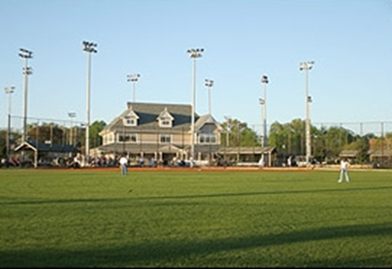 Caswell Softball Complex Knoxville TN