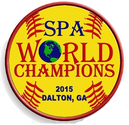 Picture of 2015 World Champion SPA Patch